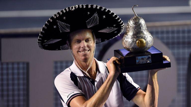 Sam Querrey upset Nadal in last year's final