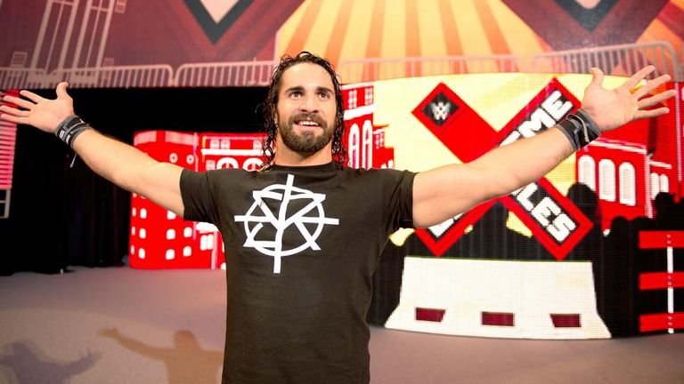 Seth Rollins is back in WWE's main event picture