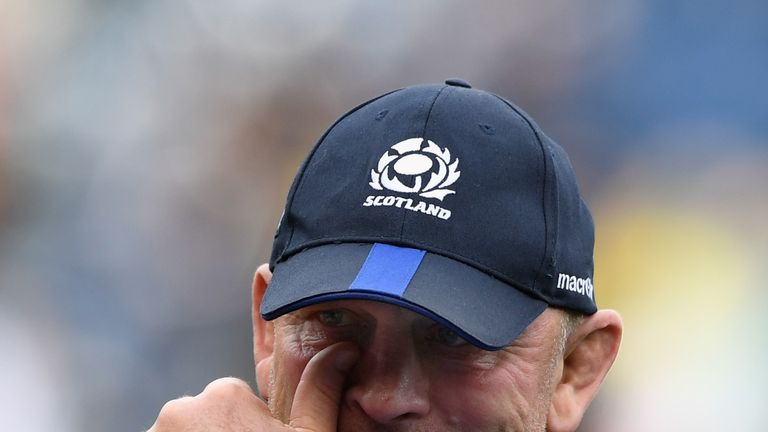 Vern Cotter says Scotland's three Six Nations victories were a reflection of his players' work ethic