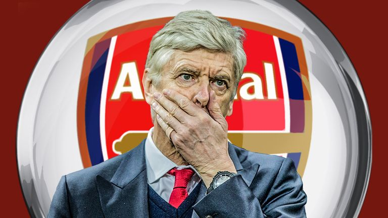 Arsene Wenger does not appear to have the solutions to Arsenal's problems