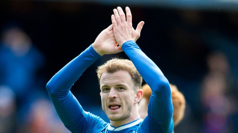 Halliday hopes Rangers can take their improved form into their Scottish Cup semi-final with Celtic