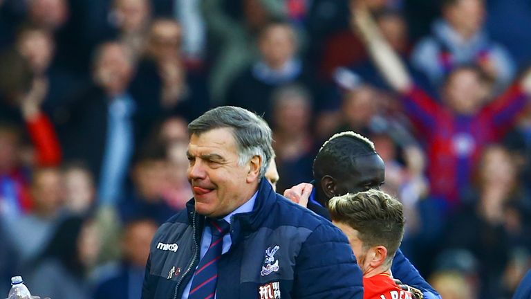 Sam Allardyce says the key to beating Liverpool was tactics