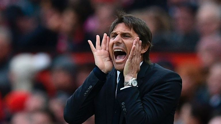 Antonio Conte has guided Chelsea to the brink of the Premier League title in his first season