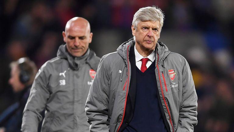 Perez has barely featured under under-fire Gunners boss Arsene Wenger, despite arriving for £17m