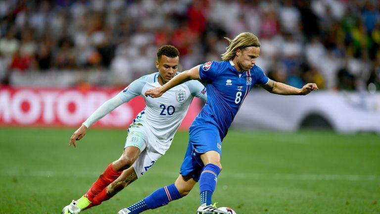 Alli has bounced back from an under-par summer