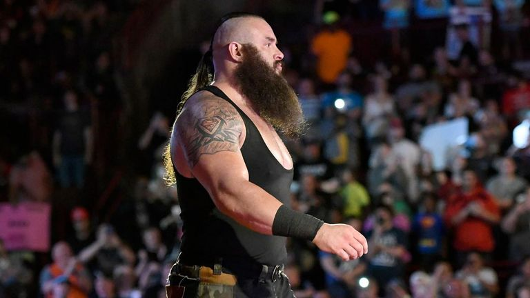 Braun Strowman made quite the impact on RAW