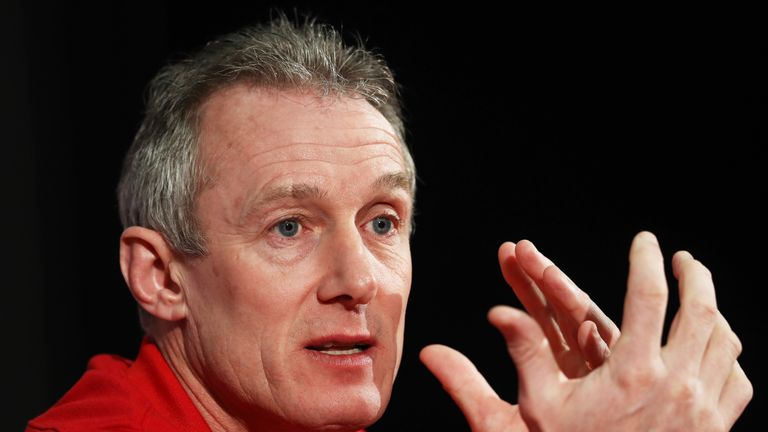 Rob Howley has good reason to be in good spirits, says Stuart Barnes