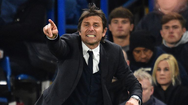 Conte says he is wary of relegation-threatened Middlesbrough