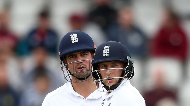 Cook will be able to have a word in Root's ear, when necessary