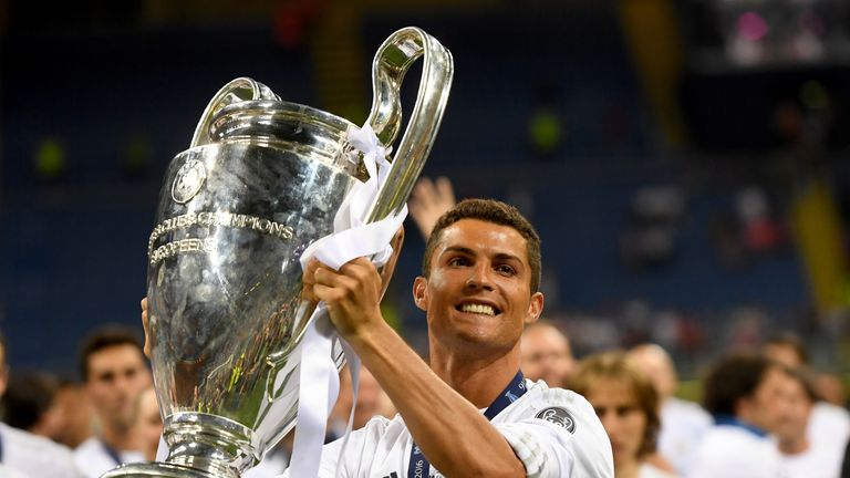 Real Madrid are favourites to retain the Champions League
