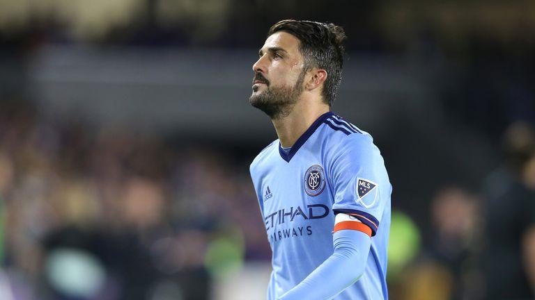 David Villa has come out of international retirement