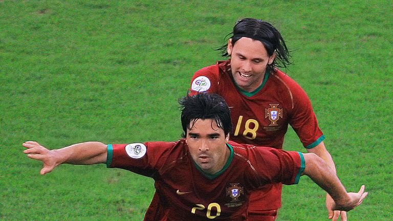 Deco and Maniche will be reunited with Portugal this summer