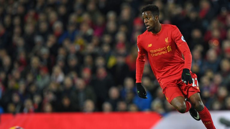 Could Liverpool's Belgian striker Divock Origi be on his way to Watford?