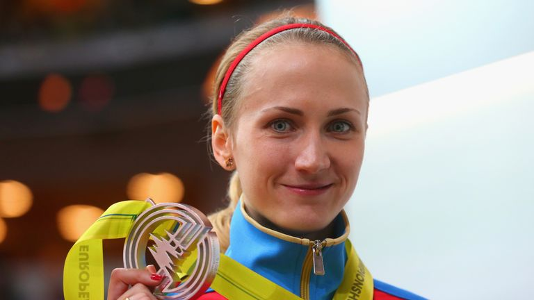 Ekaterina Poistogova, who won silver in the 800m in the 2015 European Athletics Indoor Championships, has been given a two-year suspension