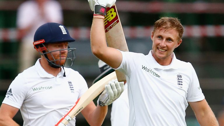 Joe Root led England to victory in the first Test after succeeding Alastair Cook as captain