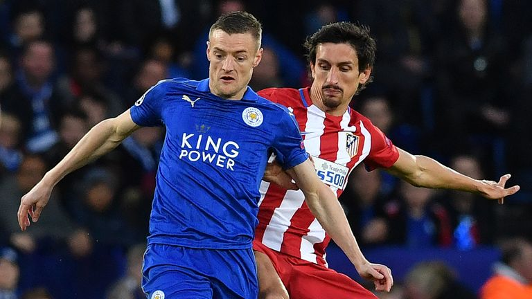 Leicester featured in the 2016-17 competition following their title heroics