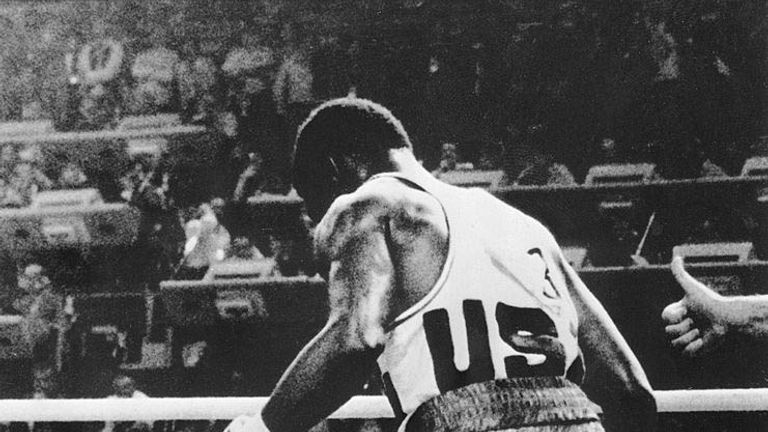 Leon Spinks was the heavyweight gold of Montreal 1976