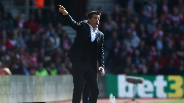 Marco Silva's Hull face already-relegated Sunderland