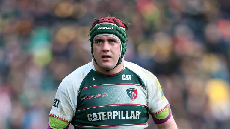 Leicester prop Marcos Ayerza is retiring after 11 years at Welford Road