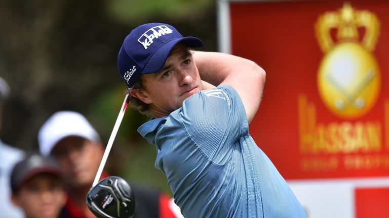 Dunne did well to force a play-off, but a poor drive at the first play-off hole proved his undoing