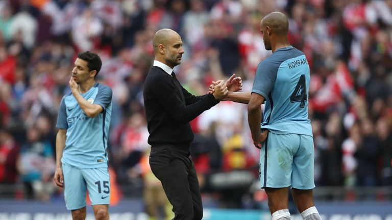 The Man City captain has backed Pep Guardiola to be a success at the club