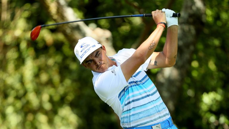 Rickie Fowler has a consistent record in the majors, and is one off the lead going into Sunday