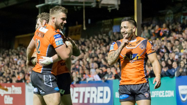 Rangi Chase is expected to replace Luke Gale in the Castleford starting line-up