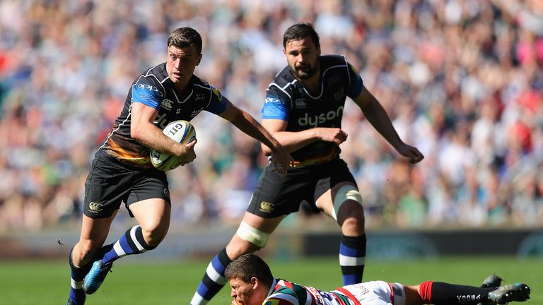 Could the departure of George Ford have an adverse effect on Bath's attacking play?