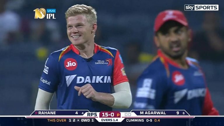 Sam Billings played in his second IPL season with the Delhi Daredevils