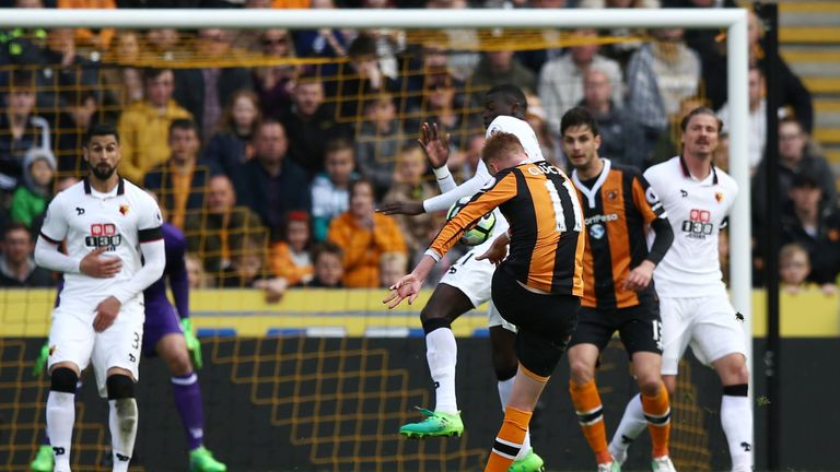 Sam Clucas' stunner capped a superb second half performance from Hull