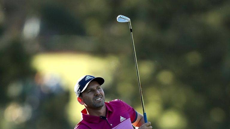 The Spaniard claimed victory at the first sudden death play-off hole