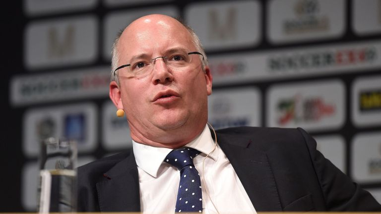 EFL Chief Executive Shaun Harvey was delighted with the news