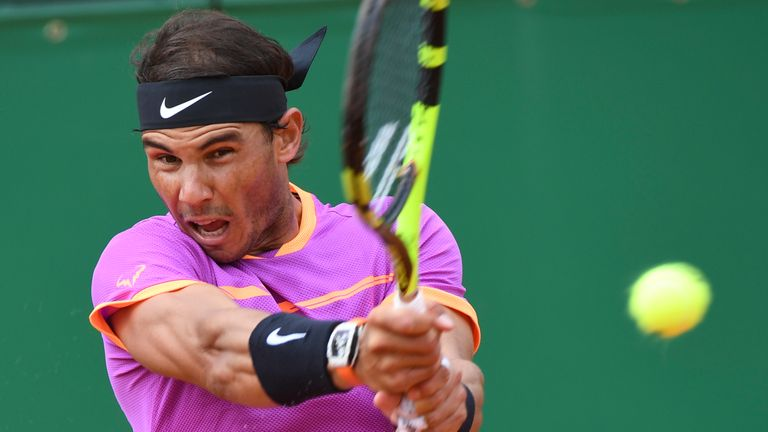 Rafael Nadal is expected to dominate on clay again