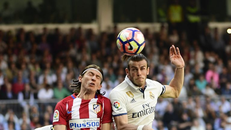 Bale struggled with injuries last season