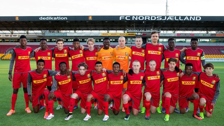 Tom Vernon envisions an FC Nordsjaelland side comprised entirely of graduates from Denmark and his Right to Dream academy in Ghana [Credit: Mauri Forsblom]