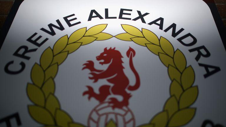 Crewe suspend academy coach