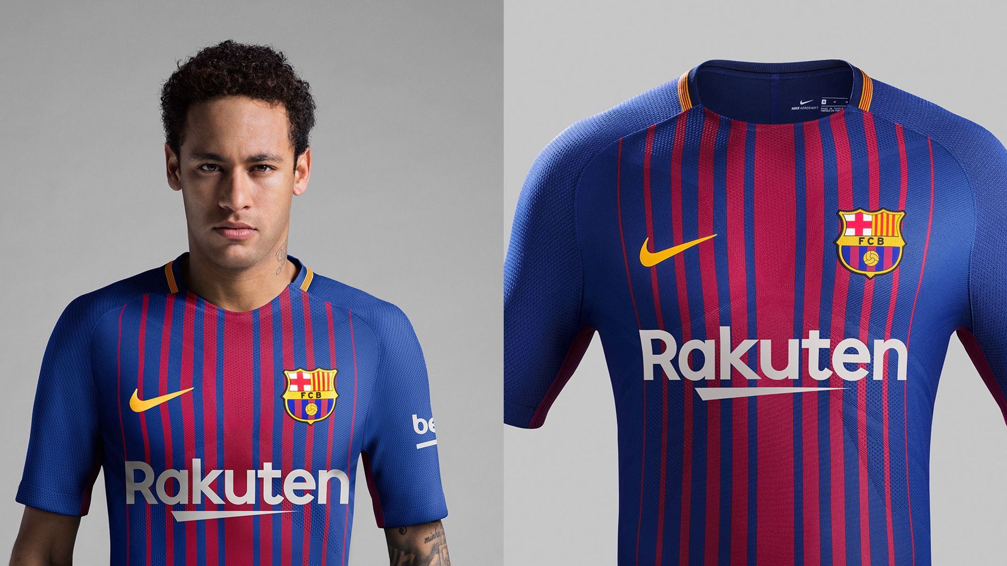 3577ad5a3a7 New football kits 2017/18: Real Madrid, Juventus, Barcelona, PSG, Bayern  Munich, Borussia Dortmund | Football News | Sky Sports