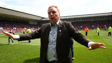 Redknapp: B'ham trouble not my fault