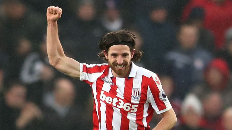 Stoke say Joe Allen will not be sold this summer