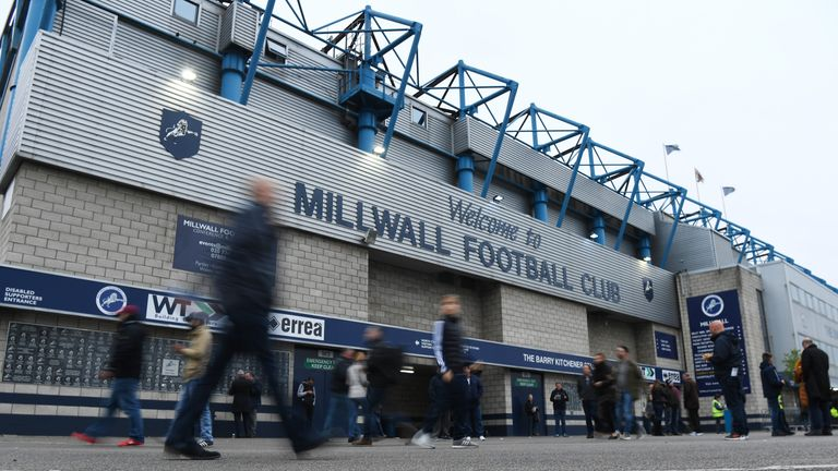 Allegations of racist abuse have been made against Millwall's fans