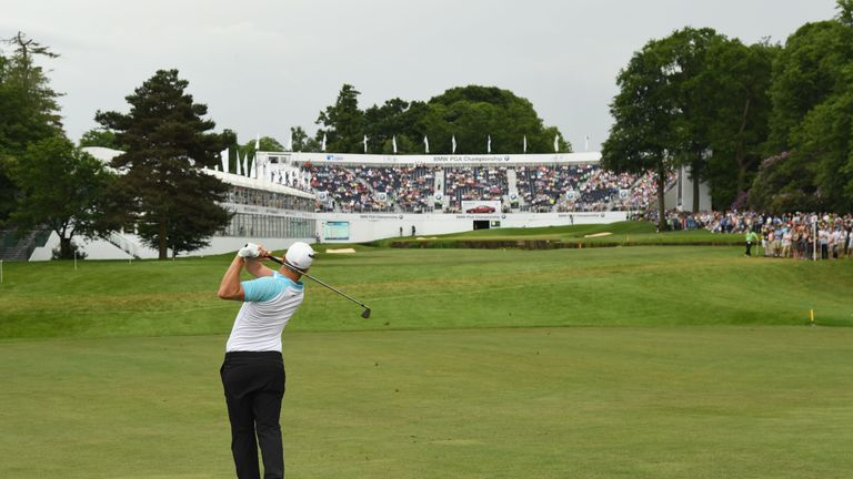 Noren sealed victory in style with a stunning five-iron to five feet at the last