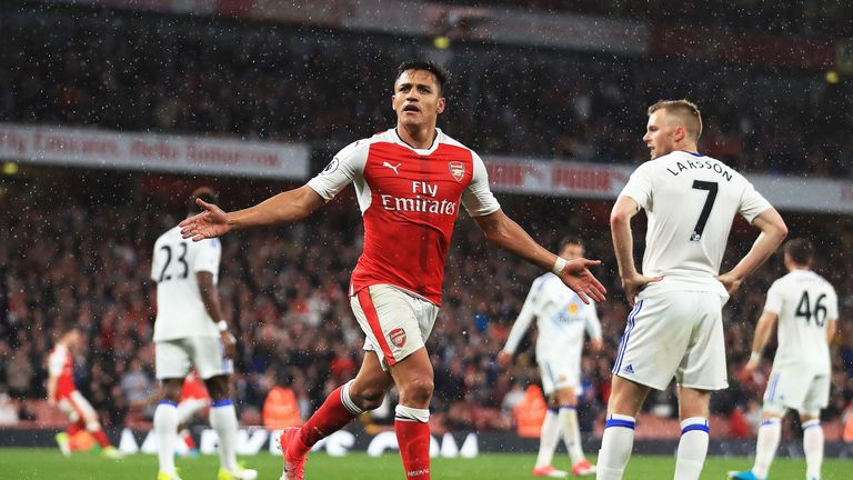 It remains uncertain whether Alexis Sanchez will leave Arsenal this summer