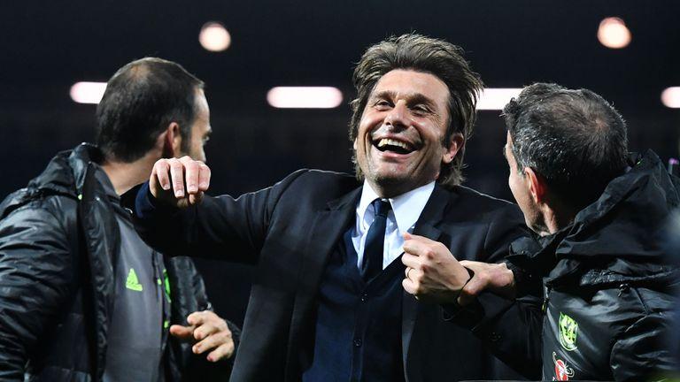 Antonio  Conte still has room for improvement, according to his former Juventus team-mate Alessandro Del Piero