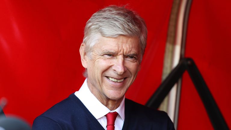 Arsene Wenger has signed a new two-year deal at Arsenal