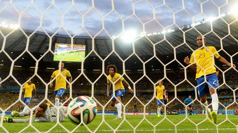 Brazil were beaten 7-1 by Germany in the 2014 World Cup semi-final in Belo Horizonte