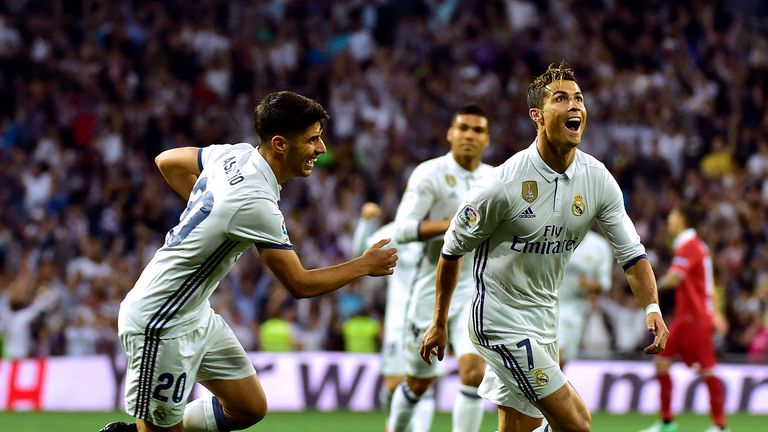Real Madrid face Juventus in the Champions League final in Cardiff on Saturday