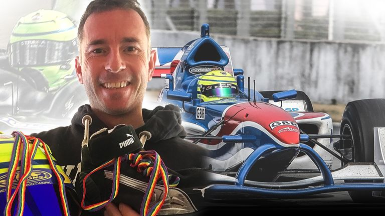 Danny Watts on coming out, motorsport and Rainbow Laces Summit | Motorsport News |