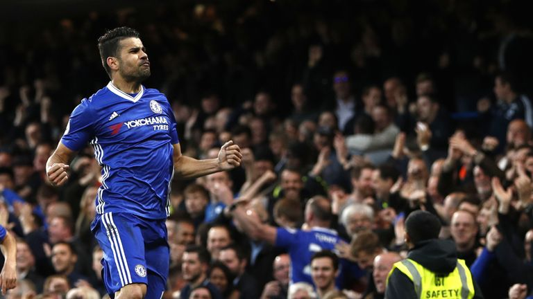 Diego Costa is likely to be at Chelsea next season, says Balague