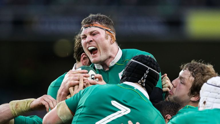 Ryan earned 47 caps for Ireland at Test level before departing for France