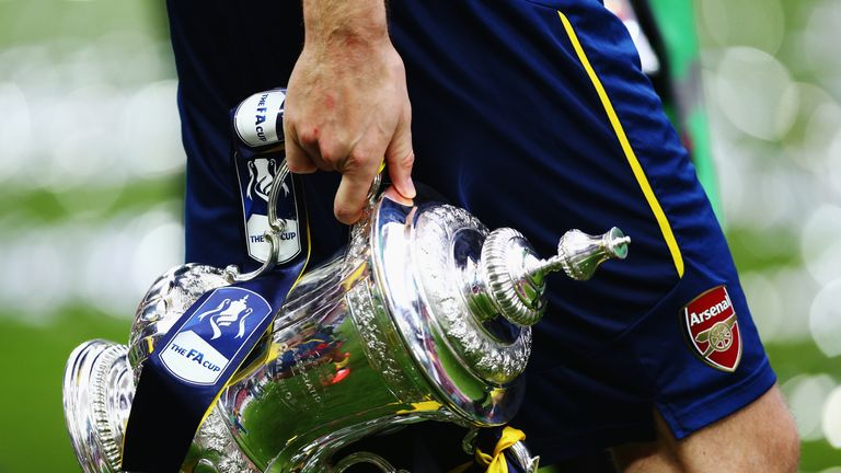 Arsenal and Chelsea will battle for the FA Cup trophy this Saturday at Wembley